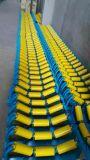 Roletes/Carring Retorno do transportador do rolete da engrenagem intermediária com suportes