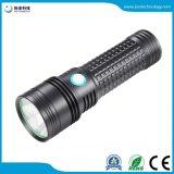 L2 10W размера 18650 26650 зарядка через USB для использования вне помещений 5 режим светодиодный фонарик