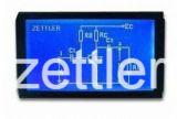 LCD van de grafiek het Formaat van de Pixel van Module 128 X 64 van de Vertoning: AGM1264K