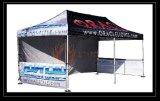 昇進のためのカスタムプリントが付いている10X20FTの屋外のおおいの折るテント