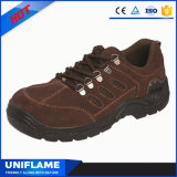 Ботинки безопасности тавра крышки пальца ноги людей стальные, обувь Ufa106 работы женщин