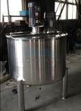 depósito mezclador de acero inoxidable con agitador mecánico (ACE-JBG-C1)