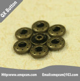 Outdoor Wear를 위한 15mm Brass Metal Snap Button