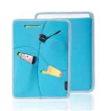 Классический синий цвет Tablet неопреновый футляр мешок (FRT1-91)