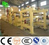 3600mm Kraftpapier Flutig gewölbte Papierherstellung-Maschinerie 120ton/Day, Rohstoff: Altpapier, ungebleichter Vorstand