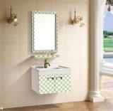Bathroom di alluminio Cabinet con Mirror (T-9710