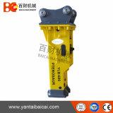 掘削機の接続機構Jcbの油圧ハンマー
