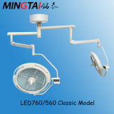 Indicatori luminosi chirurgici di serie di Mingtai LED/indicatore luminoso Shadowless di di gestione