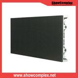 Pantalla de alquiler SMD LED de la pantalla de interior a todo color LED de la etapa de P6.25 HD