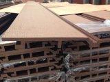 Imprägniern und Durable Outdoor Wood Plastic Composite Wall Panel