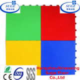 Couleurs variées Indoor Interlocking Sports Flooring