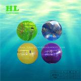 膨脹可能な人間の水生泡球水歩く球