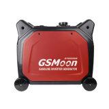 5.5kw de Benzine Kleine Genset Met lage snelheid van de Benzine van de omschakelaar