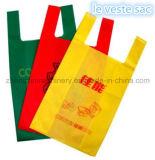 O melhor saco liso não tecido do preço que faz a máquina Zxl-D700