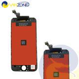 для экрана LCD iPhone 6 & цифрователя экрана касания с передним агрегатом камеры для черноты iPhone 6