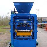 Bloco de cimento simples da máquina de fatura de tijolo que faz a máquina