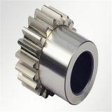 Edelstahl-Spindel Shalf CNC-maschinell bearbeitenteile