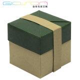 Caixa de embalagem de papel kraft reciclado/ Dom Caixa de Embalagem
