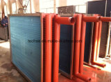 공기에 의하여 냉각되는 다기능 산업 열교환기