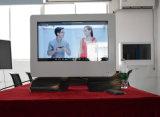 Yashi Einzelverkauf und Messe, die transparenten LCD-Bildschirmanzeige-Schaukasten bekanntmachen