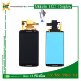 Motorola X3のための安いTransparent Mobile Phone LCD Screen Wholesale Sales