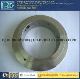 Flangia lavorante personalizzata di CNC dell'acciaio inossidabile