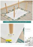 MDF 새로운 디자인 복사 Emes 광택이 없는 광택 나무로 되는 식탁