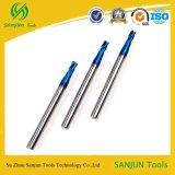 Coating를 가진 중국 Wholesale Tungsten Steel Carbide Corner Raduis End Milling Cutter