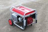 gasolina 5kw-200A portátil a máquina do gerador da soldadura com preço para a venda