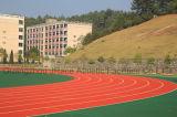 superfície atlética das trilhas do estádio 8lanes de 400m (IAAF, CE)