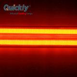 Lâmpada de infravermelhos de ondas curtas rapidamente o aquecedor de infravermelho
