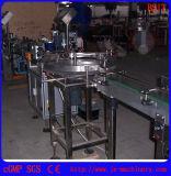 Botella de líquido automática de llenado de embalaje tapadora máquina de producción de sellado