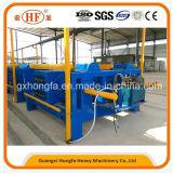 機械生産ラインに軽量EPSを作る具体的なEPSのパネルコンクリートの壁のパネル機械