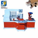 La máquina de papel la fábrica de fuegos artificiales / tubo de papel que hace la máquina