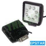lumière automatique de travail de la lampe DEL de 24W 4.3inch avec Epistar DEL