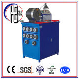 Cer 1/4 '' - 2 '' 12sets geben Formenautomatisches Finn-Energien-hydraulisches Gefäß-quetschverbindenmaschinen-/Hose-Bördelmaschine mit schnellem Änderungs-Hilfsmittel frei