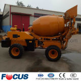 1.6m3 Cheap Price of Small Mini Mixer Machine Self Loading Concrete Mixer