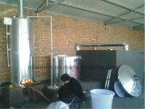 Jh alta eficaz precio de fábrica Brandy Whisky Ginebra Ron Tequila Vodka Saki Vino Vino Inicio destilador de alcohol