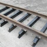 Ferrovía de acero carbonífera