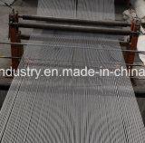Nastro trasportatore di gomma del cavo d'acciaio utilizzato sul prodotto chimico file