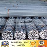 Tmt d'armature en acier de renforcement des matériaux de construction