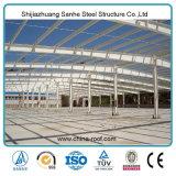 工場建物のための軽いゲージの構築デザインプレハブの鉄骨フレーム