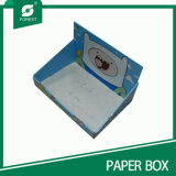 Commercio all'ingrosso impaccante personalizzato del contenitore di documento (FORESTA che IMBALLA 019)