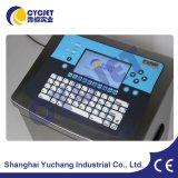Creatore della stampante di getto di inchiostro della data del pacchetto dell'alimento di Cycjet Cij/macchina ad alta velocità di codificazione della data