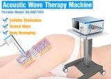 Système de thérapie de l'onde BS-Swt5000 acoustique pour des vergetures