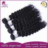 Оптовая торговля монгольской Virgin волосы вьются 100% Реми волос человека