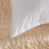 Katoenen Stof met het Vullen Microfiber het Hoofdkussen van het Hotel van het Bed van het Hotel van het Huis