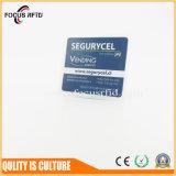 アクセス制御のための高品質PVC/Pet RFIDの札か追跡するか、または移動式支払