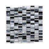 2017 Novo! Demax Mosaico misto de vidro e metal