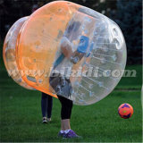 Boule gonflable en plein air gonflable pour le corps, balle houblon pour adultes, balle bulle pour football D5103